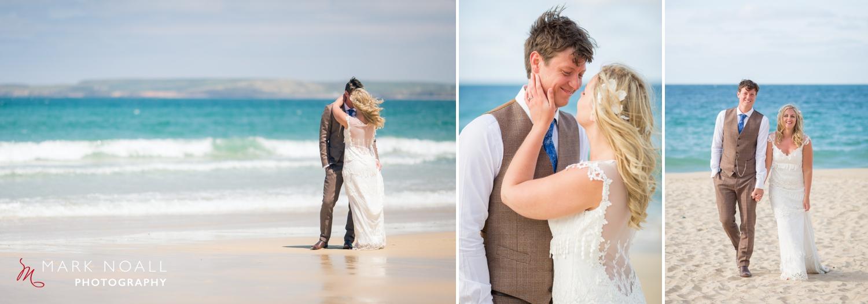 Carbis Bay Beach Club Wedding