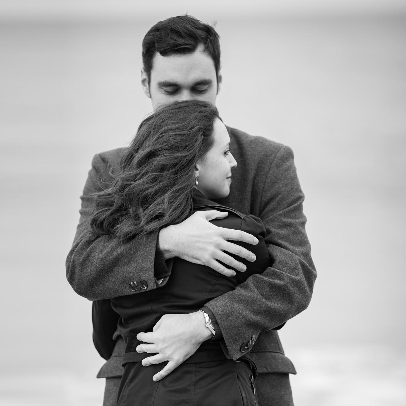 Engagement Photo Session in St Ives by Mark Noall