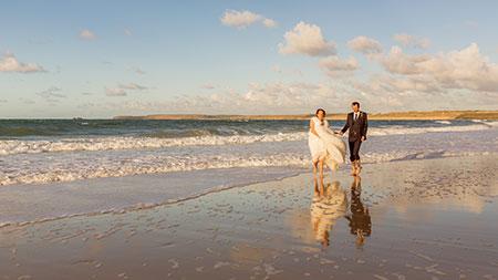 Wedding Photography, Carbis Bay